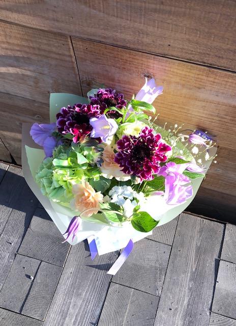 贈呈用花束
